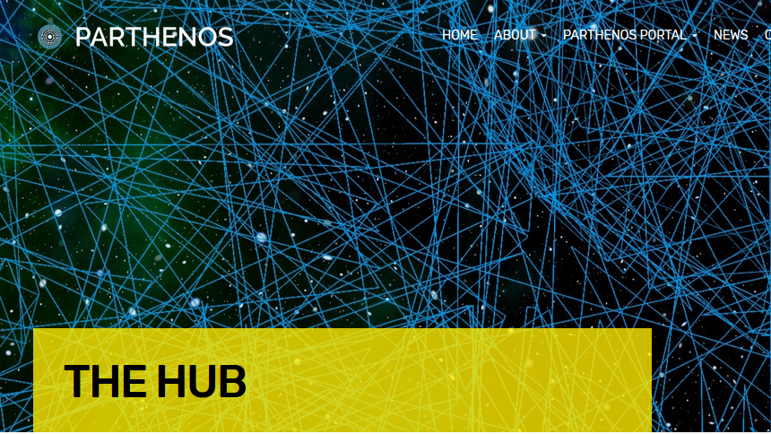 Parthenos_Hub